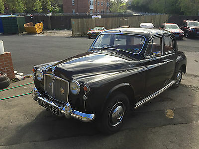 ROVER 100 four speed manual with overdrive.