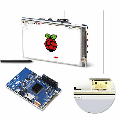 3.5inch 1920x1080 touch screen LCD Display HDMI For Raspberry Pi 2 3 b+ Monitor
