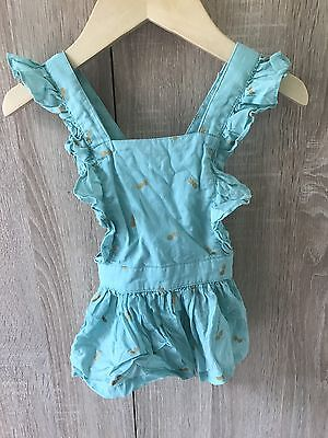 Country Road Baby Girl Top Size 12-18 Months