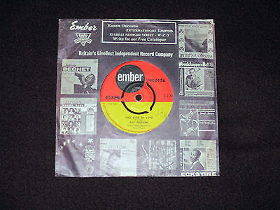 "Roy Orbison - This Kind Of Love / I Never Knew 7"" - 1964 Ember S 200"