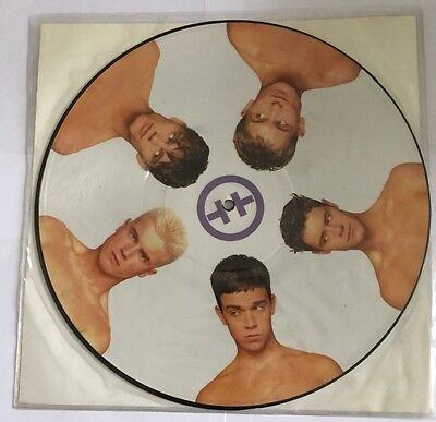 Take That Once You Have Tasted Love Rare 12' Picture Disc 1992!!