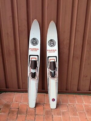 Childrens Double Water Skiis