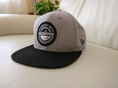 New Era Snapback 9FIFTY Liquid Force Cap - Cappello