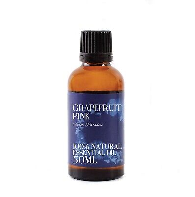 Mystic Moments | Grapefruit Pink Essential Oil - 100% Pure - 50ml (EO50GRAPPINK)