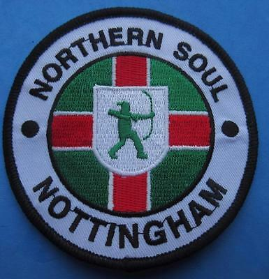 Northern Soul Patch - Northern Soul Nottingham