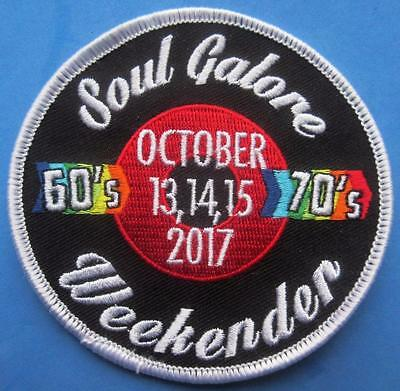 Northern Soul Patch - Soul Galore Weekender 2017