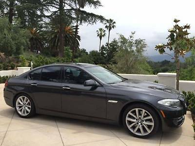 2011 BMW 5-Series 535i xDrive 2011 Bmw 535i xDrive - Rare Color Combination
