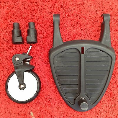 Bugaboo Wheeled buggy board with adapters, Chameleon,