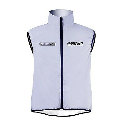 Proviz REFLECT360 Mens Wind Vest Gilet