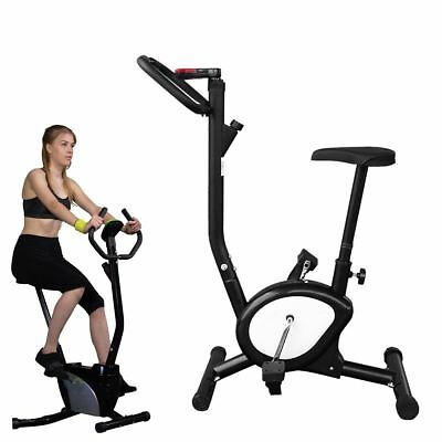 Maquina Fitness Bici Estáticas Spinning Indoor Ciclismo Cardio Deporte Lcd Ft