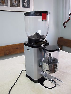 commercial anfim milano coffee grinder