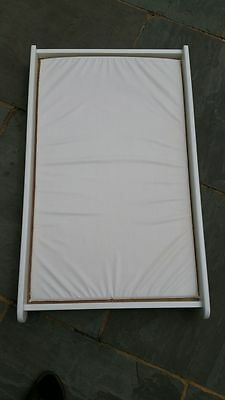 Top Cot Changer White by John Lewis