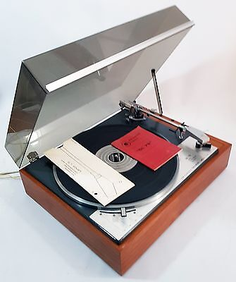 Goldring Lenco GL75P Turntable Record Deck - Shure M75B Cart FREE UK DELIVERY
