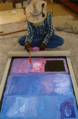 KUDDITJI  KNGWARREYE, Highly Colectable Aboriginal Art,Incl, WORKING PICS..