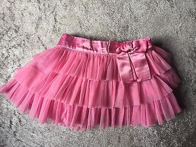 Girls Baby Gap Tutu Skirt Pink 3-6 Months