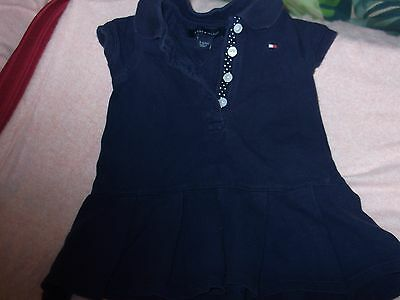 Tommy hilfiger baby girl dress 3-6 months