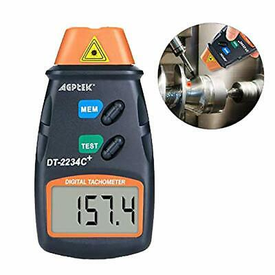 NEW Small Engine Motor Measure Handheld Digital Laser Photo Tachometer Rpm Speed