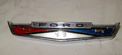 Ford car badge 1960s
