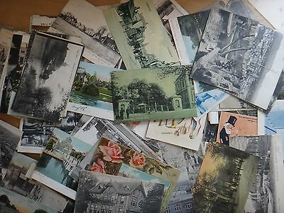 Antique netherlands postcard collection - 170 cards , 1905
