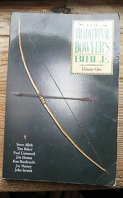 The Traditional Bowyer's Bible: Volume 1 by Rowman & Littlefield (Paperback,...