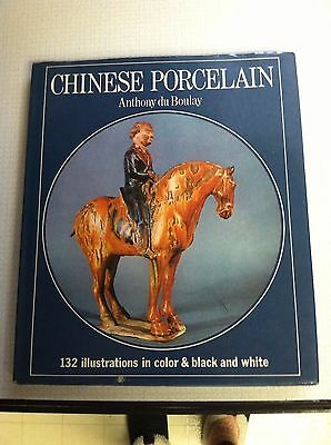 Chinese porcelain book by Anthony du Boulay