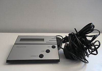 Bang & Olufsen BeoTalk 1200 Answering Machine Excellent Condition!!!!