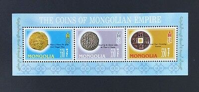 "Mongolia 2006 "" ""Coins of kings of the Mongolian Empire"""