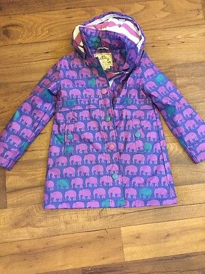 Girls Raincoat - Hatley Size 6