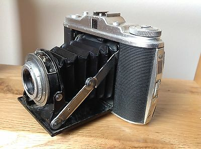 Agfa Vintage Isolette I Folding Film Camera
