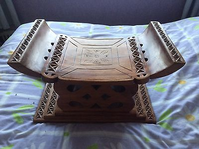 Asanti. Tribal Stool