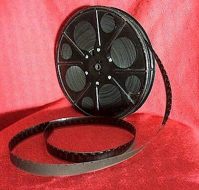 Rare Film Format - 17.5Mm Film - The Feather Bed - 1933 - T 7112 - 500' - Sound
