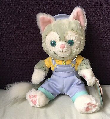 "HKDL Hong Kong Disney Plush 2017 Spring Gelatoni Plush 9"" Duffy Shelliemay"