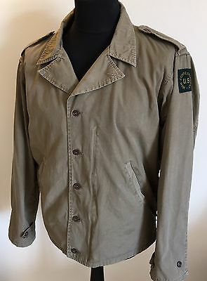 Ww2 US Army M41 Jacket - War Correspondent