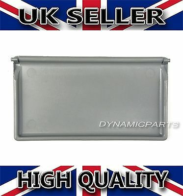 Mercedes C Class W203 Sunvisor Sunshade Mirror Cover Cap Gray L/R