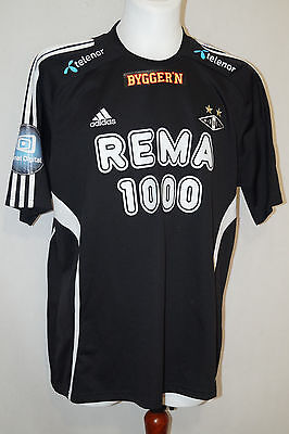 Rosenborg BK 2009 Away Adidas Norway Football shirt SIZE 2XL
