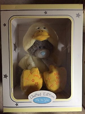 L@@k - Boxed Animal Me To You Tatty Teddy Bear Limited Edition - Chick