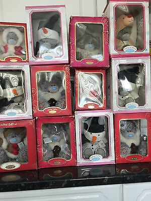 L@@k - Various Boxed Xmas Me To You Tatty Teddy Bear Special & Limited Edition