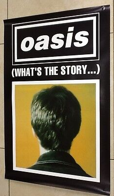 Oasis 1995 promo poster