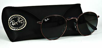 Ray Ban Sonnenbrille / Sunglasses RB3447 9003/96 50[]21 145 3N + Etui