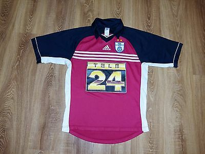 Grasshoppers Switzerland 1999 - 2000 rare vintage away shirt size S