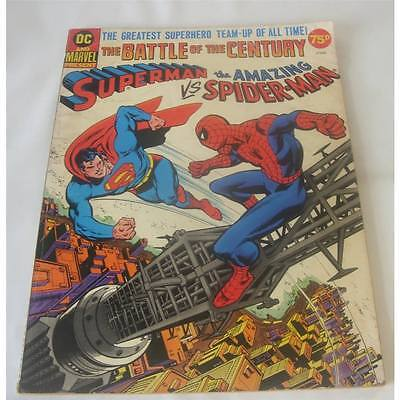 Superman VS The Amazing Spider-Man #1 -VG Condition