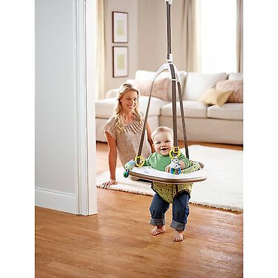 Bumper Doorway Jungle Jumper Baby Bouncy Seat Swing Exerciser Safe Play Toy New