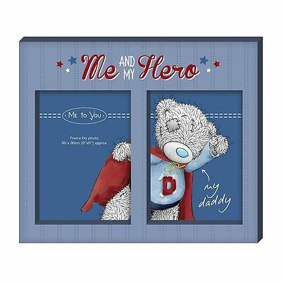 ME TO YOU BEAR TATTY TEDDY MY DADDY MY HERO MUG TIN GIFT