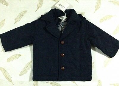 Bebe By Minihaha Baby Boys Jacket Size 00 6 Months New