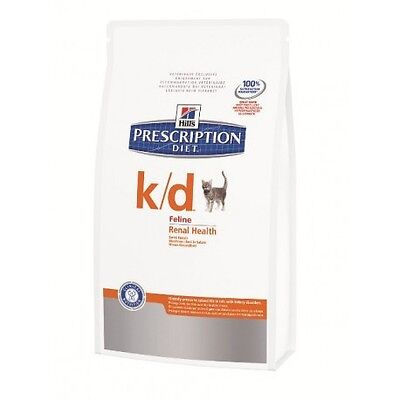 Hill's Prescription Diet Feline k/d  Saco de 1 5 Kg