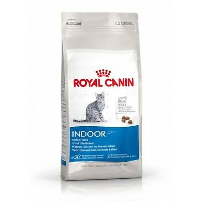 Royal Canin Feline Health Nutrition Indoor 27 Saco de 10 Kg