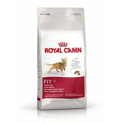 Royal Canin Feline Health Nutrition Fit 32 Saco de 4 Kg