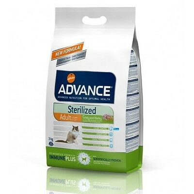 Advance Sterilized Saco de 3 Kg