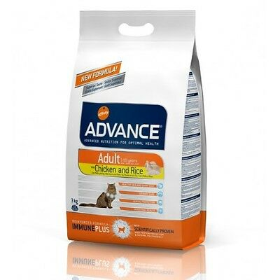Advance Adult Chicken & Rice Saco de 3 Kg