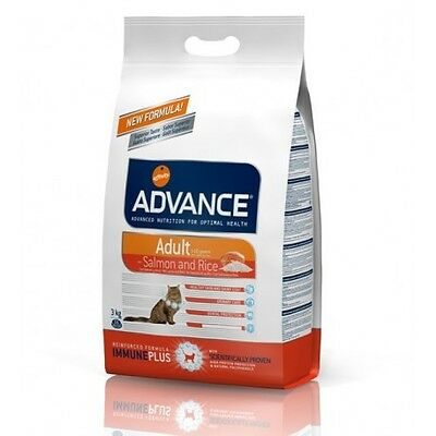 Advance Adult Salmón & Rice Saco de 3 Kg